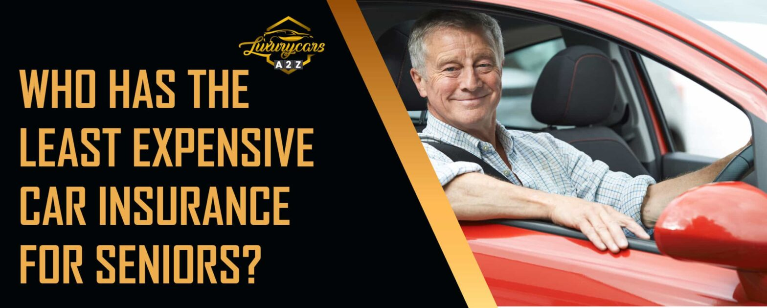 Who has the cheapest car insurance for seniors?