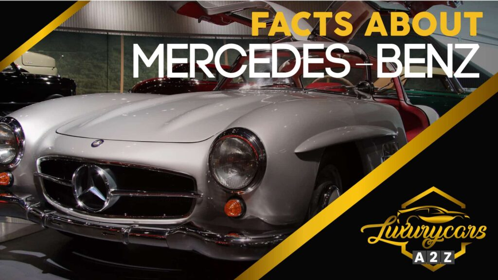 Facts about Mercedes-Benz
