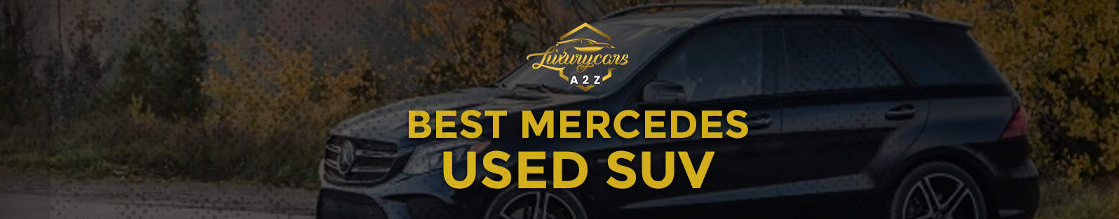 Best Mercedes used SUV