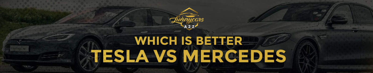 tesla vs mercedes - which is better