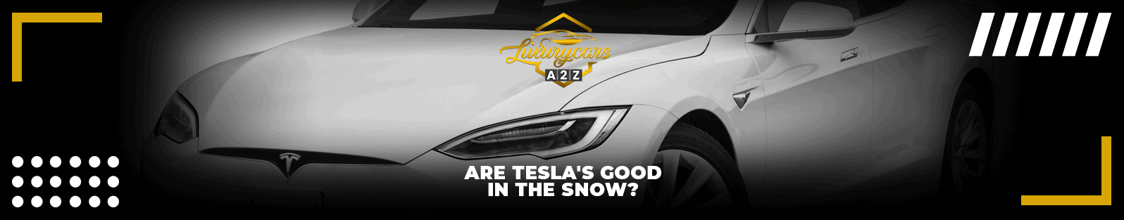 Are Tesla good in the snow?