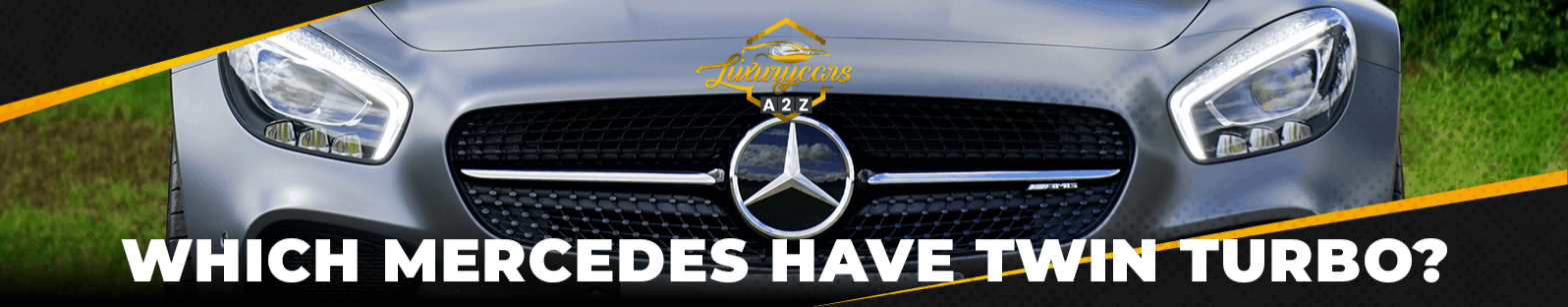 which mercedes have twin turbo