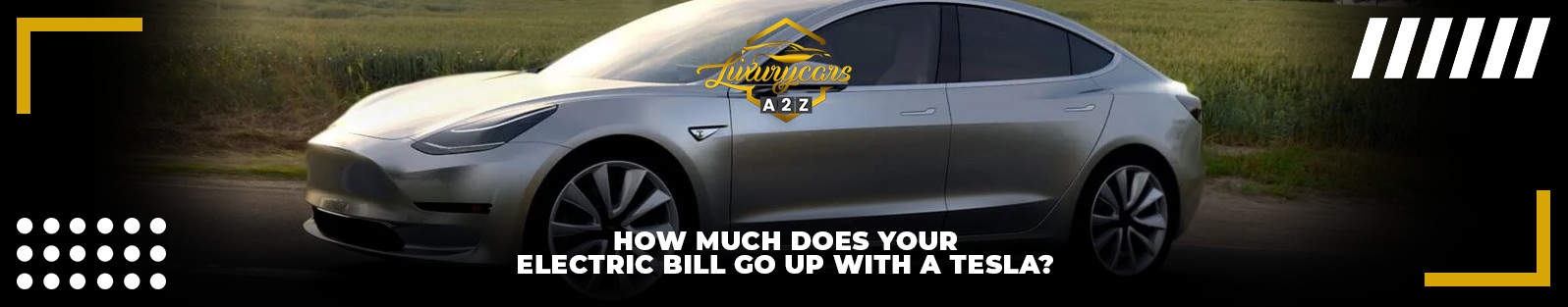 How much does your electric bill go up with a Tesla?