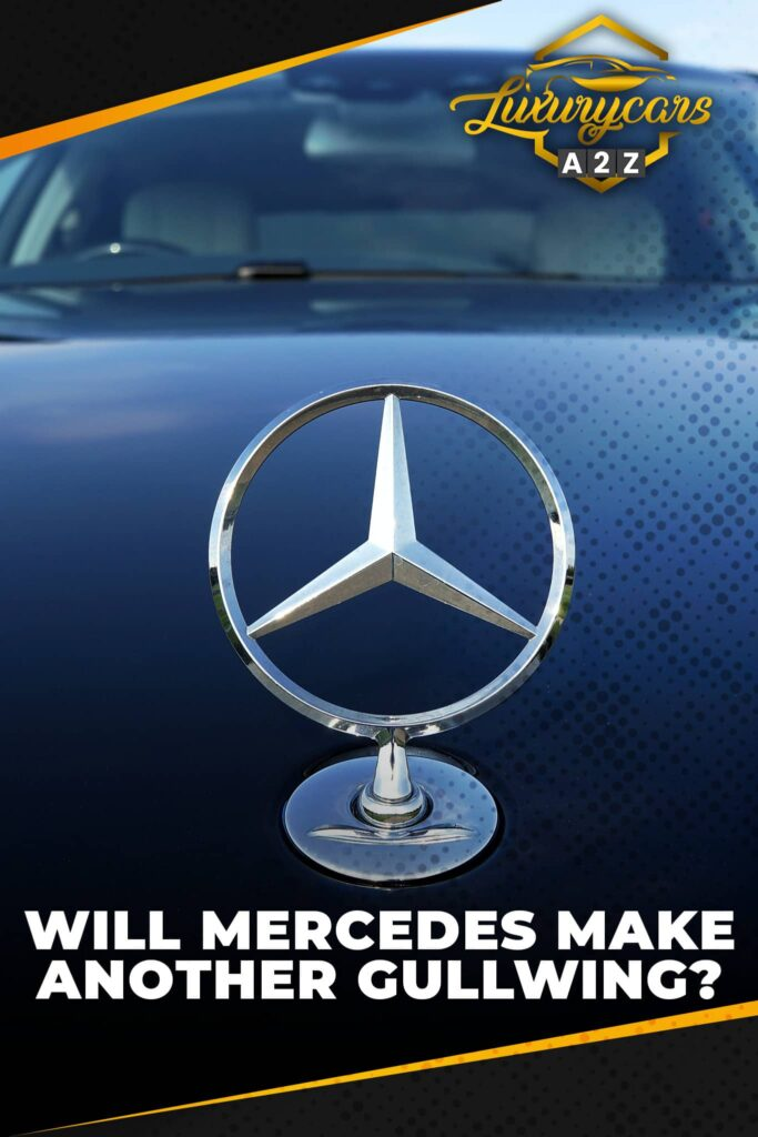 Will Mercedes make another Gullwing?